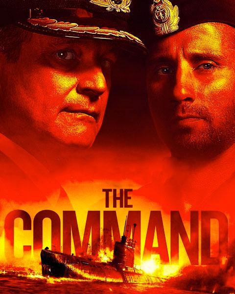 The Command (HDX) Vudu Redeem