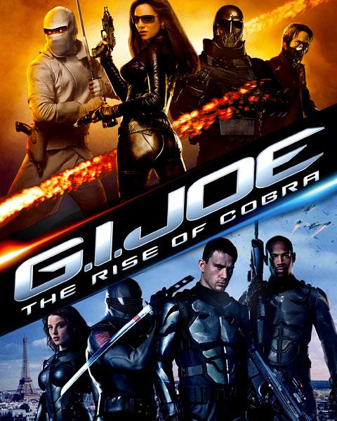 G.I. Joe: The Rise Of Cobra (4K) Vudu OR ITunes Redeem