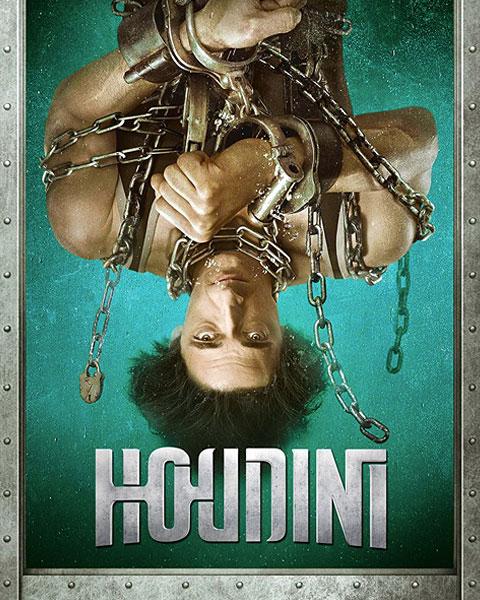 Houdini Extended Mini-Series (SD) Vudu Redeem