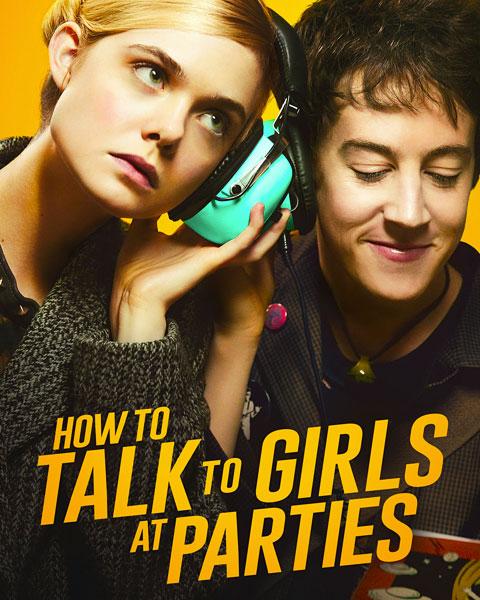 How To Talk To Girls At Parties (HDX) Vudu Redeem