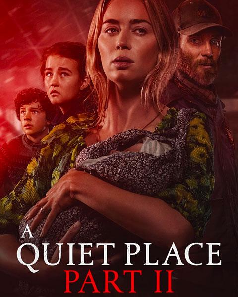 A Quiet Place Part II (4K) Vudu OR ITunes Redeem