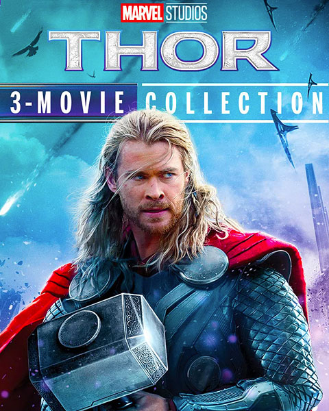 Thor 3-Movie Collection (HD) Google Play Redeem (Ports To MA)