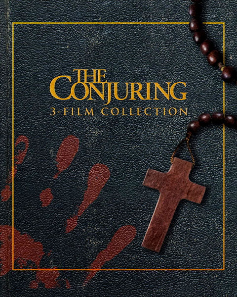 The Conjuring 3-Film Collection (HD) Vudu / Movies Anywhere Redeem