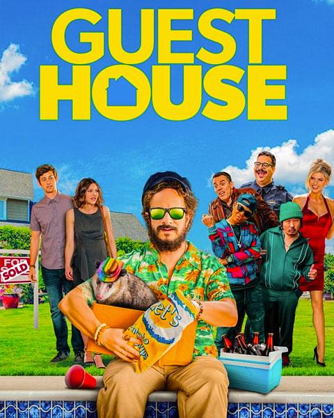 Guest House (4K) Vudu OR ITunes Redeem