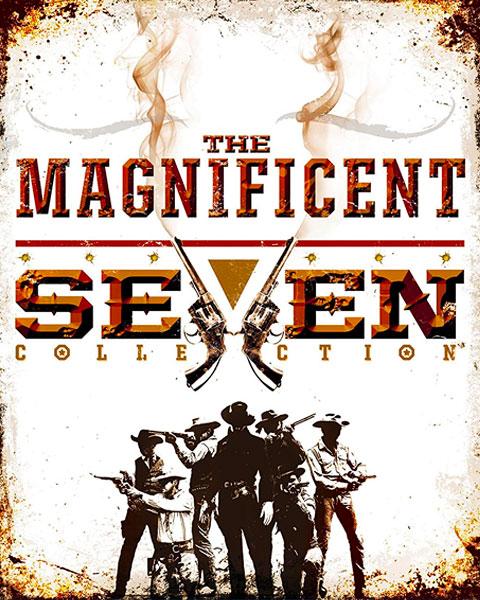 The Magnificent Seven Collection (HDX) Vudu Redeem