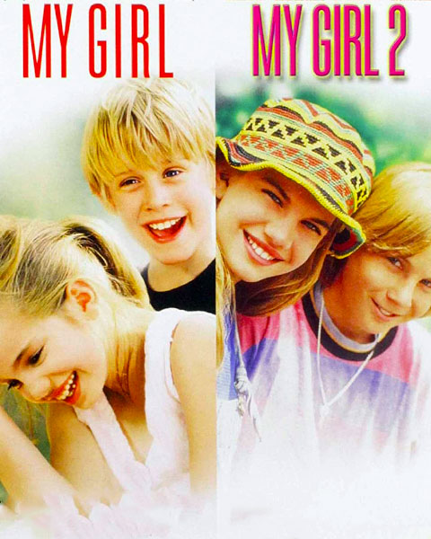 My Girl Collection (SD) Vudu / Movies Anywhere Redeem