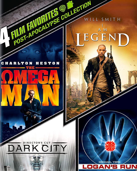 Post-Apocalypse 4-Film Collection (SD) Movies Anywhere Redeem