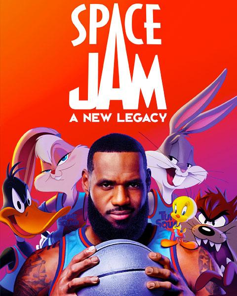 Space Jam: A New Legacy (4K) Vudu / Movies Anywhere Redeem