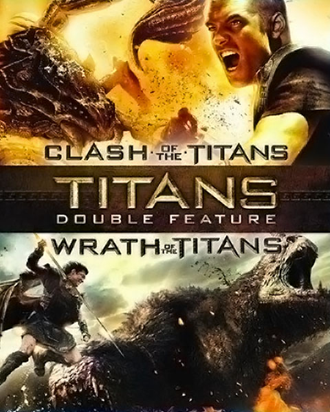 Clash Of The Titans / Wrath Of The Titans (HD) Movies Anywhere Redeem