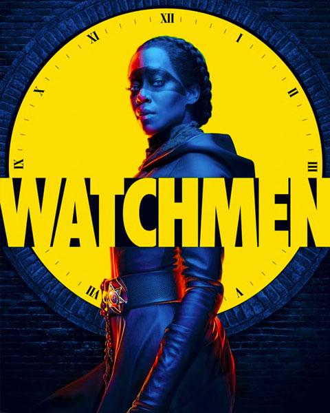 Watchmen: Season 1 (HDX) Vudu Redeem