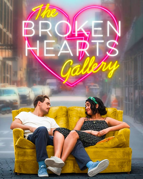 The Broken Hearts Gallery (HD) Vudu / Movies Anywhere Redeem