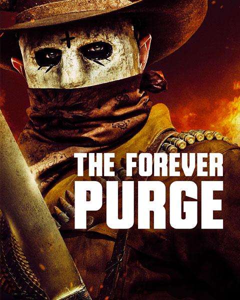 The Forever Purge (4K) Vudu / Movies Anywhere Redeem
